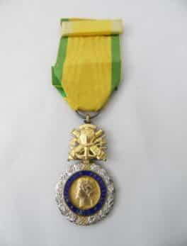 Médaille Française Valeur et Discipline 1870