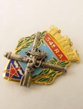 Insigne Militaire - 54 °RA