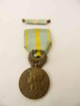 Médaille d'Orient guerre 14/18 - WW1