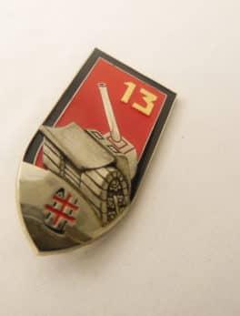 Insigne Militaire Français - 13° RG - Régiment du Génie