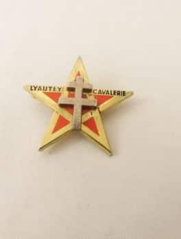 Insigne Militaire - 21° RS SPAHIS - Lyautey cavalerie