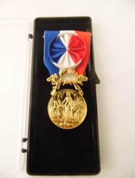Médaille Française - Médaille d'honneur pour acte de courage et dévouement