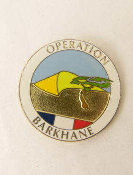 Insigne Militaire - Opération Barkhane