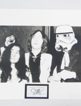 Street pop Art - Sérigraphies - SIA - John Lennon