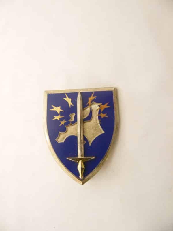 Insigne Militaire Français - Corps de Réaction Rapide Européen