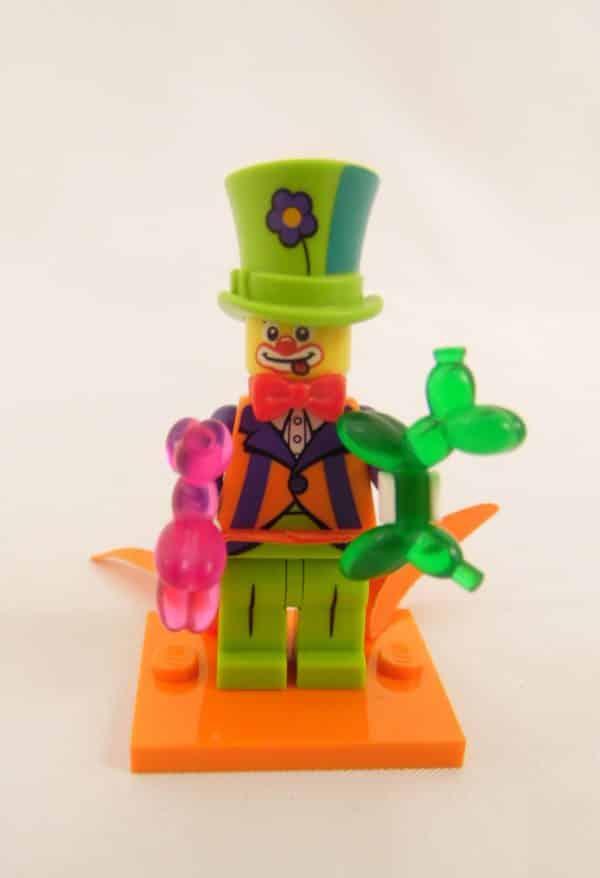 Mini figurine Lego N° 71021 - Série 18 - N°8 Le clown