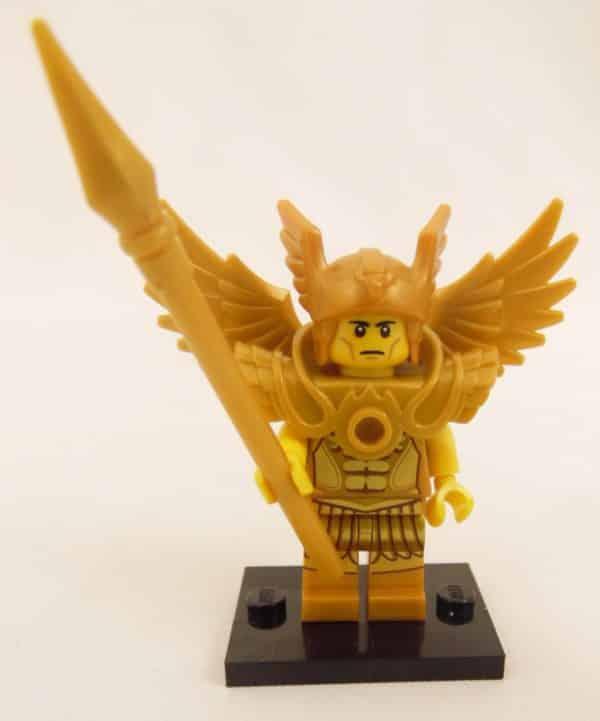 Mini figurine Lego N° 71011 - Série 15 - N°06 Le Guerrier Volant