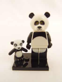 Mini figurine Lego N° 71004 - N°15 Mr Panda