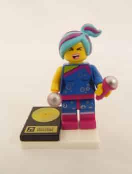 Mini figurine Lego N° 71023 - Lego Movie 2 - N°9 Lucy Flashback