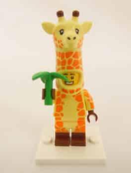 Mini figurine Lego N° 71023 - Lego Movie 2 - N°4 Le garçon Girafe