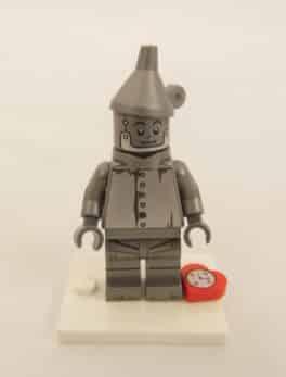 Mini figurine Lego N° 71023 - Lego Movie 2 - N°19 Tin Man
