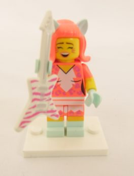 Mini figurine Lego N° 71023 - Lego Movie 2 - N°15 Kitty Pop