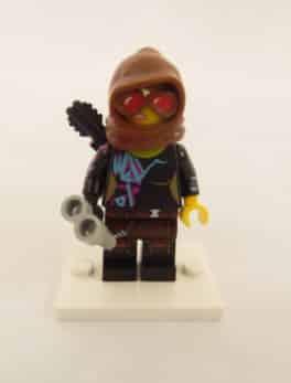 Mini figurine Lego N° 71023 - Lego Movie 2 - N°2 Lucy