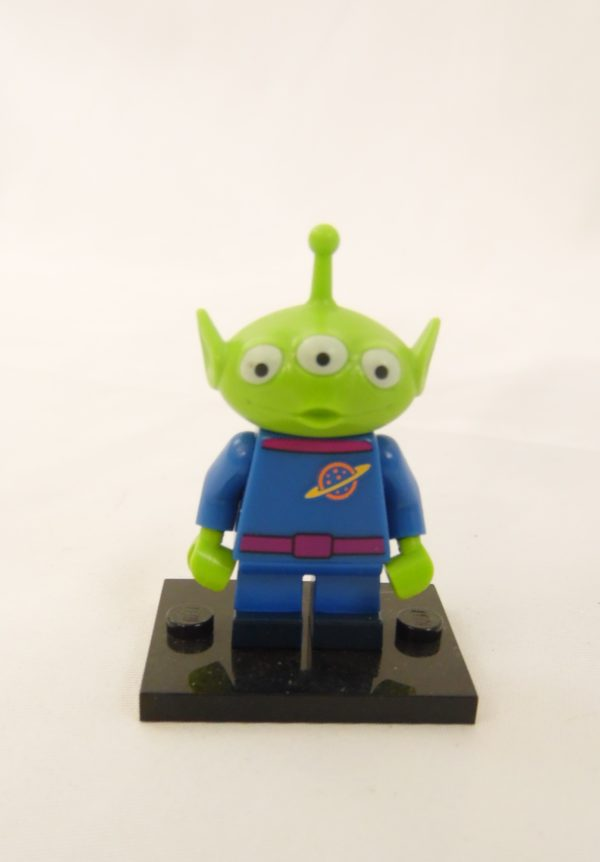 Mini figurine Lego N° 71012 - Série 1 Disney - N°2 L'Alien