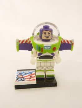 Mini figurine Lego N° 71012 - Série 1 Disney - N°3 Buzz L'éclair