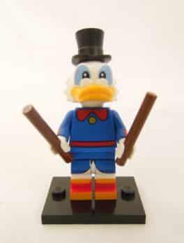 Mini figurine Lego N° 71024 - Série 2 Disney - N°6 Picsou