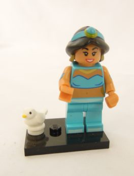 Mini figurine Lego N° 71024 - Série 2 Disney - N°12 Jasmine