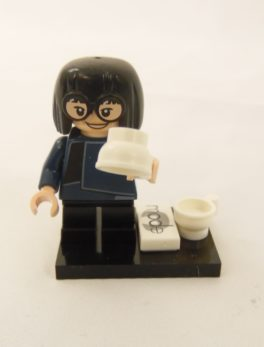 Mini figurine Lego N° 71024 - Série 2 Disney - N°17 Edna Mode