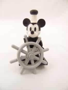 Mini figurine Lego N° 71024 - Série 2 Disney - N°1 Mickey Vintage