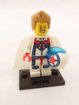 Mini figurine Lego N° 8831 - Série 07 - N° 07 Le cascadeur Daredevil