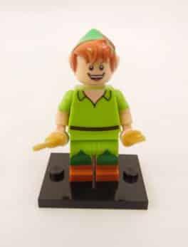 Mini figurine Lego N° 71012 - Série 1 Disney - N°15 Peter Pan