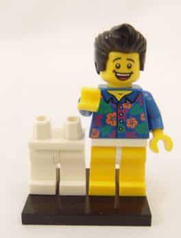 Mini figurine Lego N° 71004 - N°13 Mr Où est mon pantalon