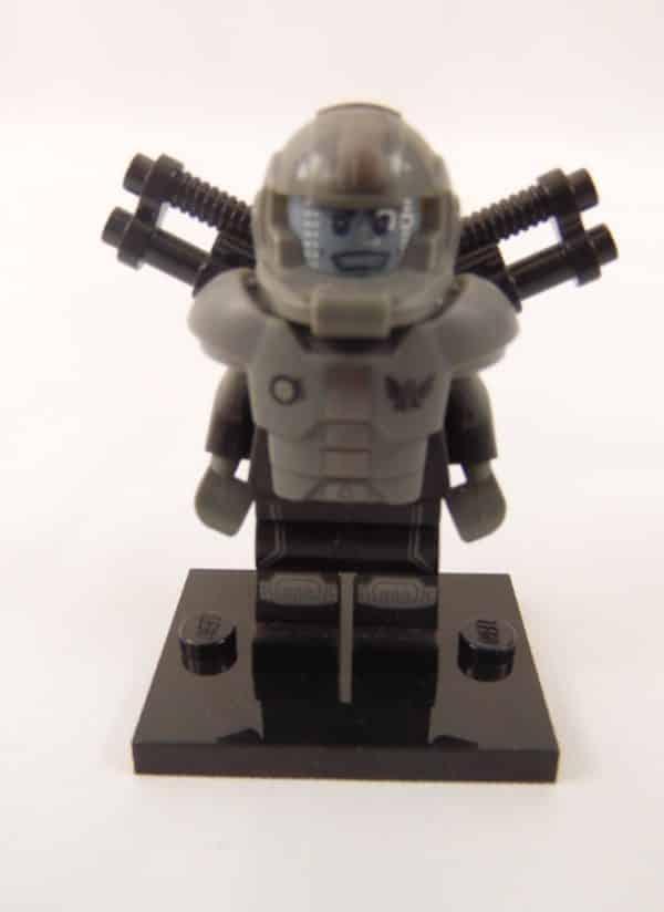 Mini figurine Lego N° 71008 - Série 13 - N°16 Galaxy Trooper