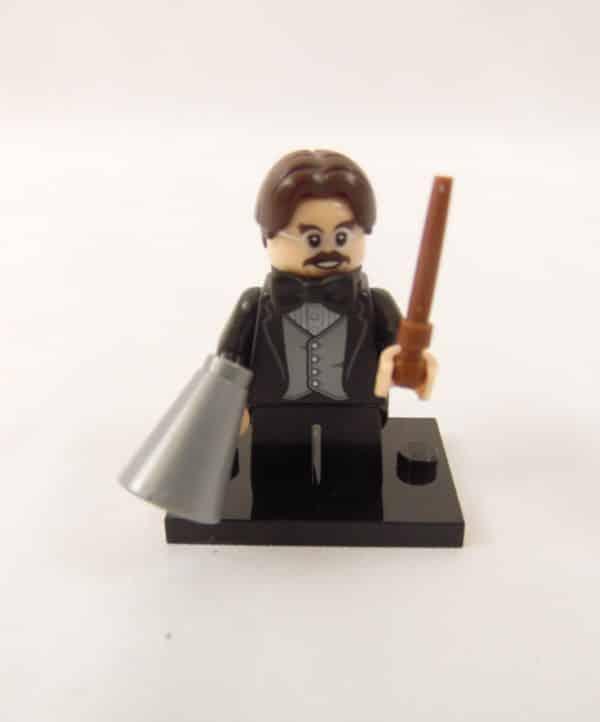 Mini figurine Lego N° 71 022 - Harry Potter - N°13 Professeur Filius Flitwick