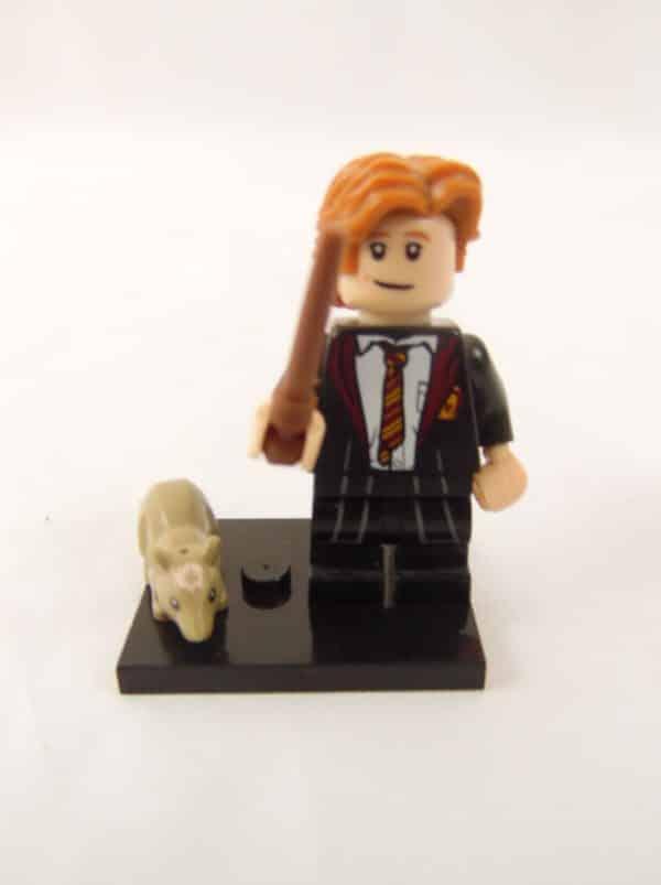 Mini figurine Lego N° 71 022 - Harry Potter - N°3 Ron Weasley
