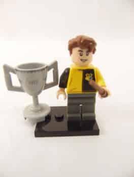 Mini figurine Lego N° 71 022 - Harry Potter - N°12 Cédric Diggory