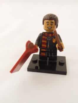 Mini figurine Lego N° 71 022 - Harry Potter - N°8 Dean Thomas