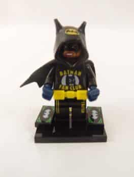 Mini figurine Lego N° 71 020 - Batman Série 2 - N°11 Batgirl