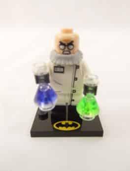 Mini figurine Lego N° 71 020 - Batman Série 2 - N°4 Professeur Hugo Strange