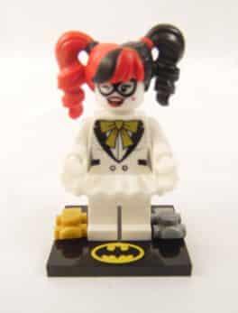 Mini figurine Lego N° 71 020 - Batman Série 2 - N°1 Harley Quinn