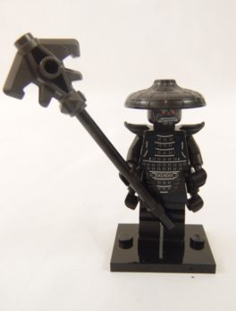 Mini figurine Lego N° 71019 - Ninjago Movie série 1 - N°5 Garmadon
