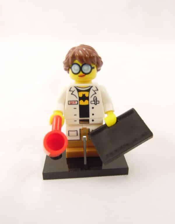 Mini figurine Lego N° 71019 - Ninjago Movie série 1 - N°18 GPL Tech