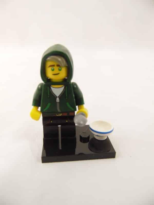 Mini figurine Lego N° 71019 - Ninjago Movie série 1 - N°7 Lloyd Garmadon