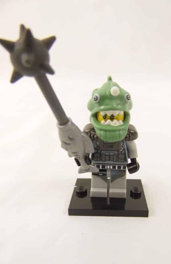 Mini figurine Lego N° 71019 - Ninjago Movie série 1 - N°13 Bandit pêcheur