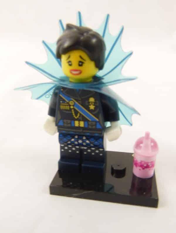Mini figurine Lego N° 71019 - Ninjago Movie série 1 - N°11 Général des Requins