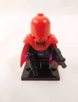Mini figurine Lego N° 71 017 - Batman Série 1 - N°11 Red Hood