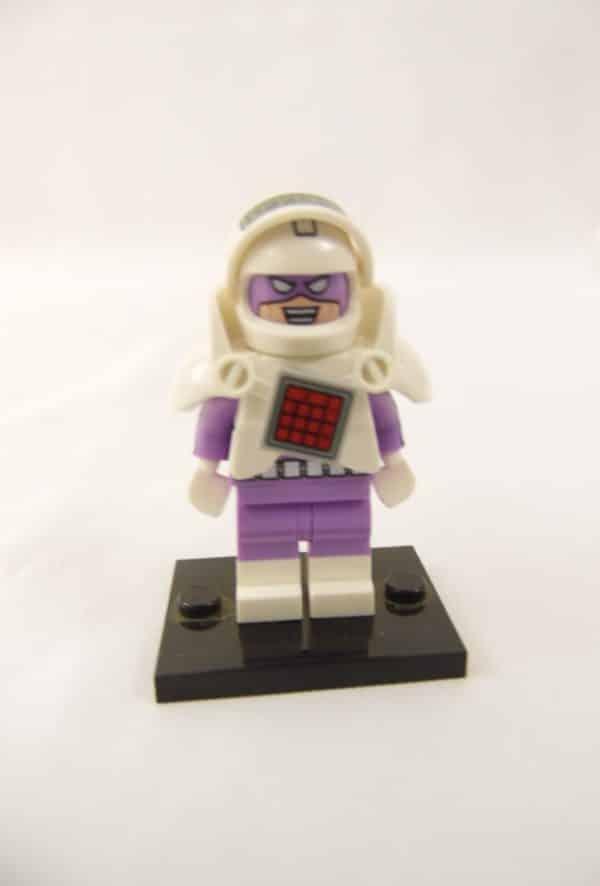 Mini figurine Lego N° 71 017 - Batman Série 1 - N°18 La calculette