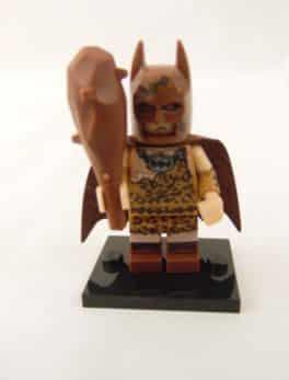 Mini figurine Lego N° 71 017 - Série 1 - N°4 Batman du clan de la grotte