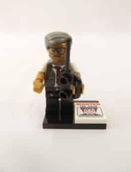 Mini figurine Lego N° 71 017 - Batman Série 1 - N°7 Commissaire Gordon