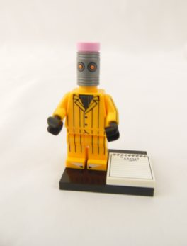 Mini figurine Lego N° 71 017 - Batman Série 1 - N°12 L'Effaceur