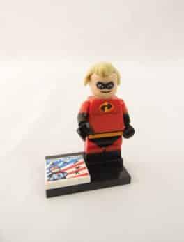 Mini figurine Lego N° 71012 - Série 1 Disney - N°13 Mr Incroyable