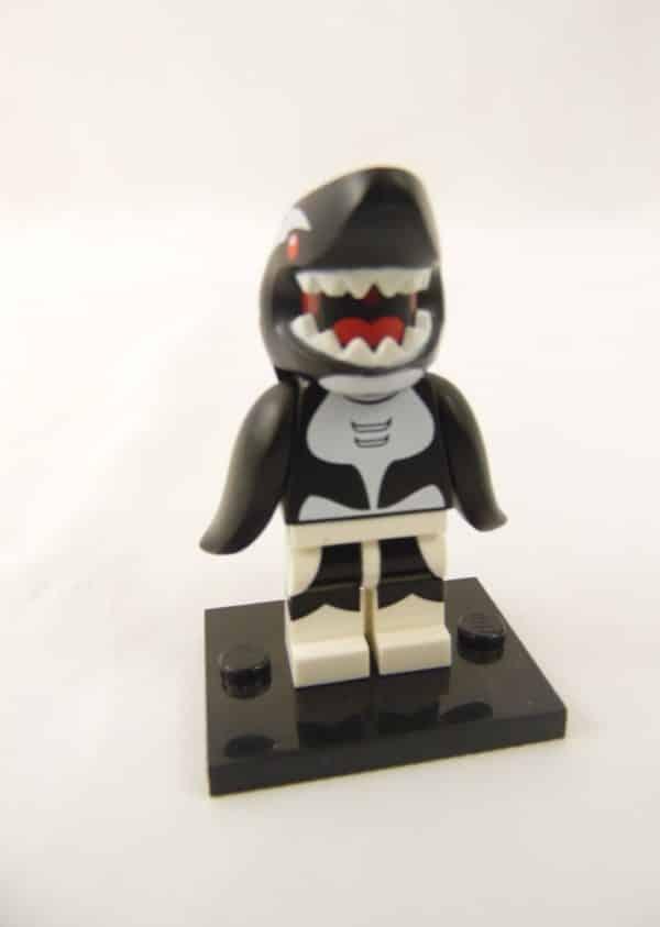 Mini figurine Lego N° 71 017 - Batman Série 1 - N°14 Orca
