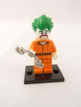 Mini figurine Lego N° 71 017 - Batman Série 1 - N°8 Le Joker