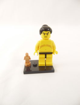 Mini figurine Lego N° 8803 - Série 03 - N°07 - Le Sumo