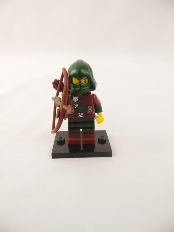 Mini figurine Lego N° 71013 - Série 16 - N°11 Le bandit