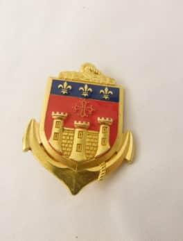 Insigne Militaire Français Groupement de Camp de Caylus